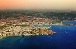 Ibiza imagens de stock