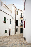 Ibiza back street Stock Images