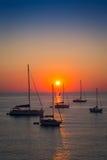 Ibiza Balearic Island fotografia stock