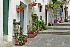 Ibiza, Balearic Island, Spagna immagini stock libere da diritti
