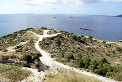 Ibiza - Balearic Islands - Spain Royalty Free Stock Photo