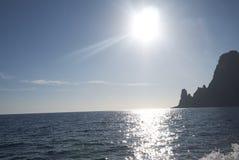 Es Vedra island Royalty Free Stock Image