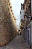 Ibiza bastion Stock Images