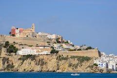 Ibiza, Dalt-vila Stock Fotografie