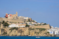 Ibiza, Dalt vila Stock Photography