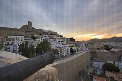 Ibiza - Eivissa - Spain Stock Images