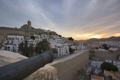 Ibiza - Eivissa - Spanien Arkivbilder