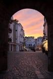 Ibiza - Eivissa - Spanien Arkivfoto