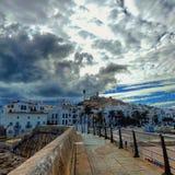Ibiza eivissa van Spanje Stock Fotografie