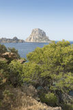 Ibiza Es Vedra Royalty Free Stock Photos