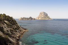 Ibiza Es Vedra Royalty Free Stock Image
