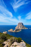 Ibiza Es Vedra view from Torre des Savinar Tower Stock Photography