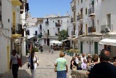 Ibiza - Hiszpania Wyspy - Hiszpania obraz royalty free