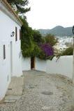 Ibiza Insel Stockfoto