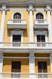 Ibiza Island Architecture Royalty Free Stock Photography