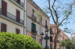 Ibiza Island Architecture Stock Photos