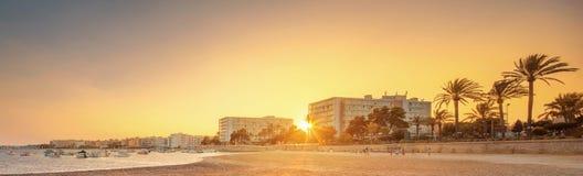Free Ibiza Island Sunset View Royalty Free Stock Photography - 44292227