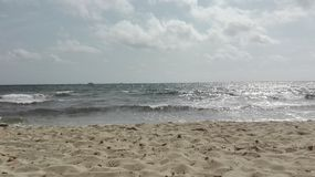 Ibiza-Küste Lizenzfreies Stockfoto