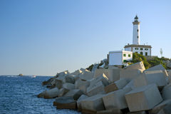 Ibiza Lighthouse Stock Photos