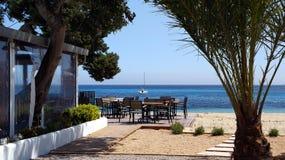 Ibiza, Mediterranean island in Spain Royalty Free Stock Photos
