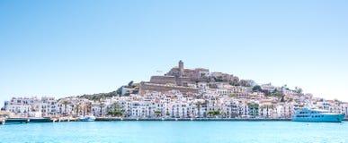 Ibiza panorama Royalty Free Stock Photography