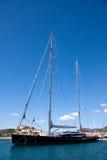 Ibiza Sail Yatch Stock Photos