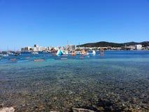 IBIZA, SAN ANTONIO Ισπανία Στοκ εικόνα με δικαίωμα ελεύθερης χρήσης