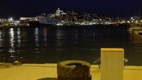 Ibiza-Skyline Stockfotos