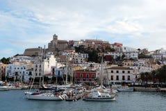Ibiza skyline Royalty Free Stock Photo