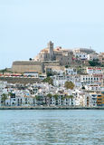 Ibiza (Spain). Holiday and vacation Stock Image