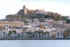 Ibiza Spain, holiday and vacation Royalty Free Stock Image