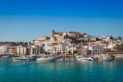 Ibiza Spanish Island Stock Image