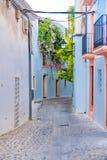 Ibiza, street of Eivissa