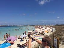 Ibiza. Tourisme nature ibiza Stock Photo