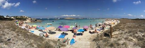 Ibiza. Tourisme nature ibiza Royalty Free Stock Photos