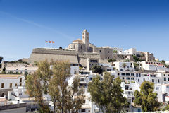 Ibiza town Stock Photos