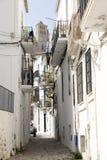 Ibiza town Royalty Free Stock Photo