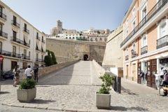 Ibiza town Stock Photos