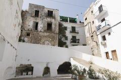 Ibiza town Royalty Free Stock Images
