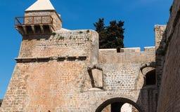Free Ibiza Town Walls Stock Images - 44061444