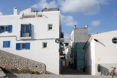 Ibiza villas Royalty Free Stock Photography