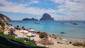 Ibiza wybrzeże Zdjęcie Royalty Free