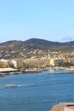 Ibiza wyspa Obrazy Royalty Free