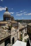 ibla Ragusa Włochy Sycylia Obraz Royalty Free