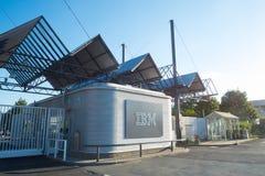 IBM в Франкфурте, Германии Стоковые Изображения RF