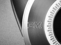 IBM annaspa nastro Fotografia Stock