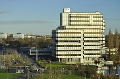 The IBM Building Stock Image