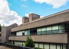 IBM building in London, hdr Stock Image