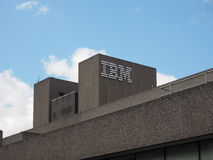 IBM building in London Stock Images