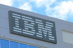IBM computer company Royalty Free Stock Photos